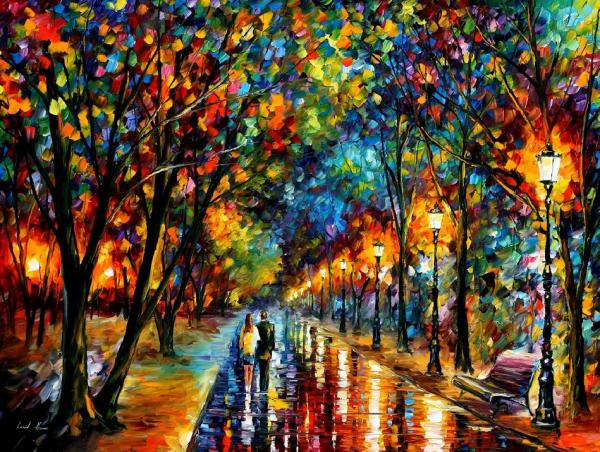 when-dreams-come-true-leonid-afremov