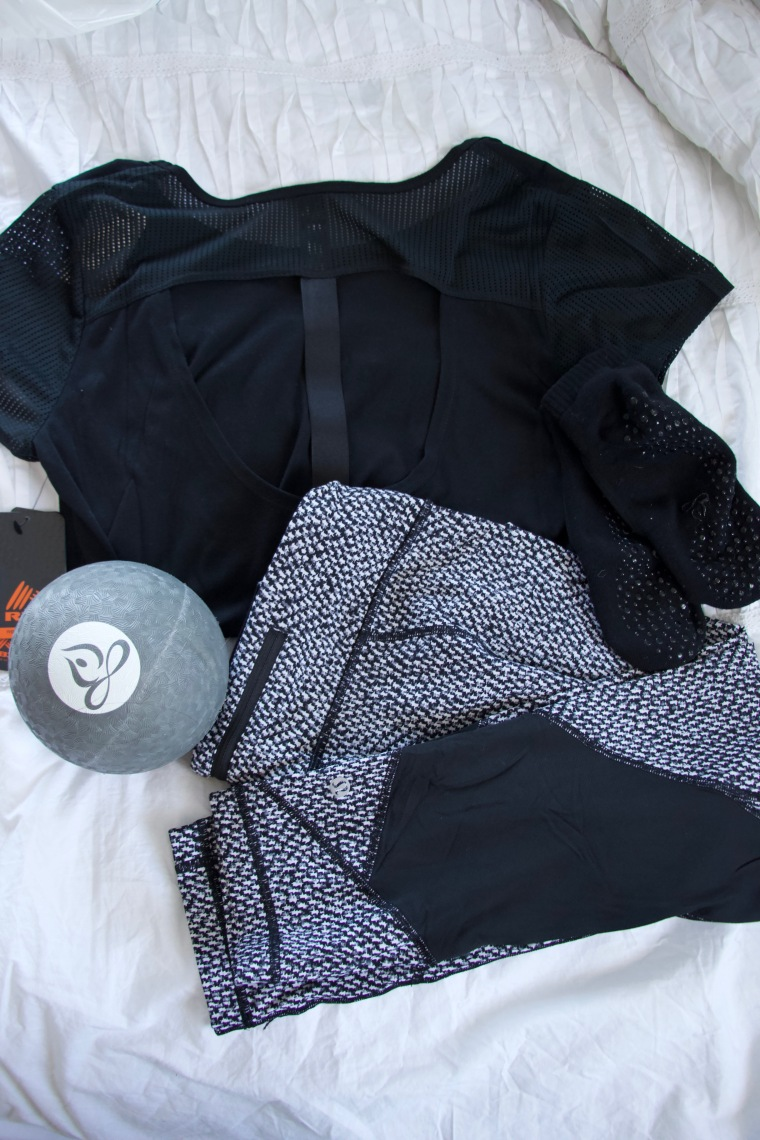 Keep your resolution with LuLu Lemon